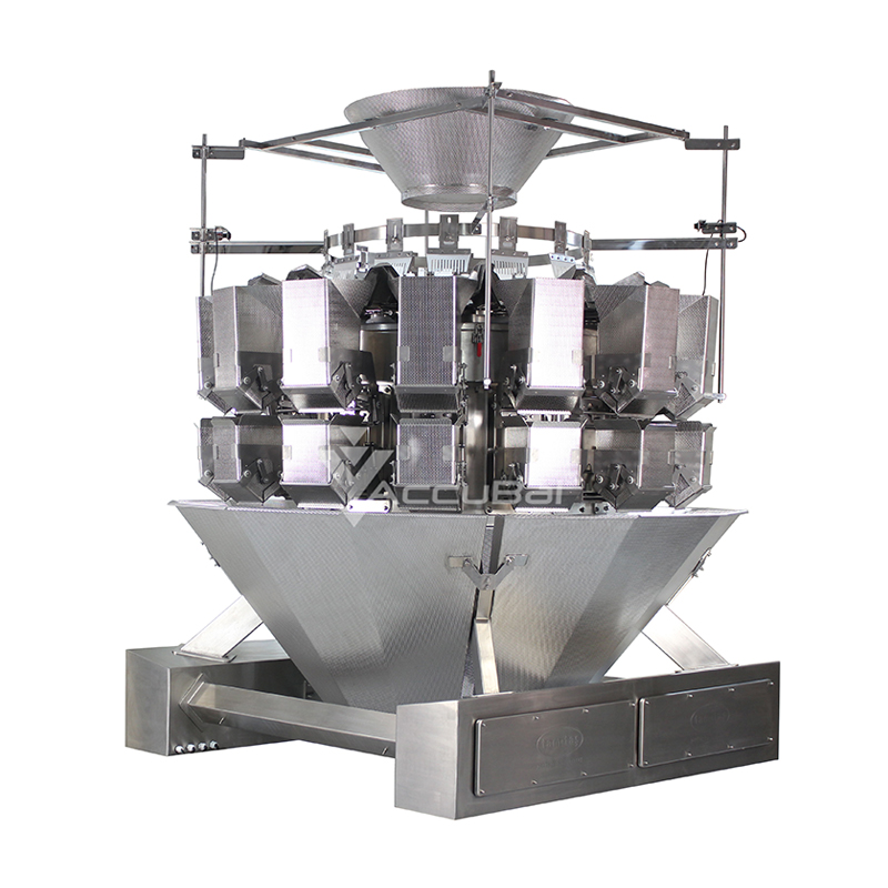 Large Capacity 14-head Weigher 7.5L Model