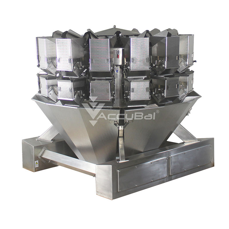 Large Capacity 14-head Weigher 5.5L Model